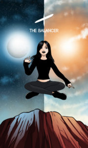 The Balancer – A Harmonizadora – Os Quarenta Servidores