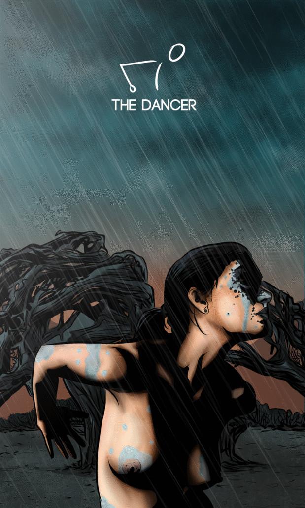 Arte - The Dancer - Os Quarenta Servidores de Tommie Kelly - Magia do Caos