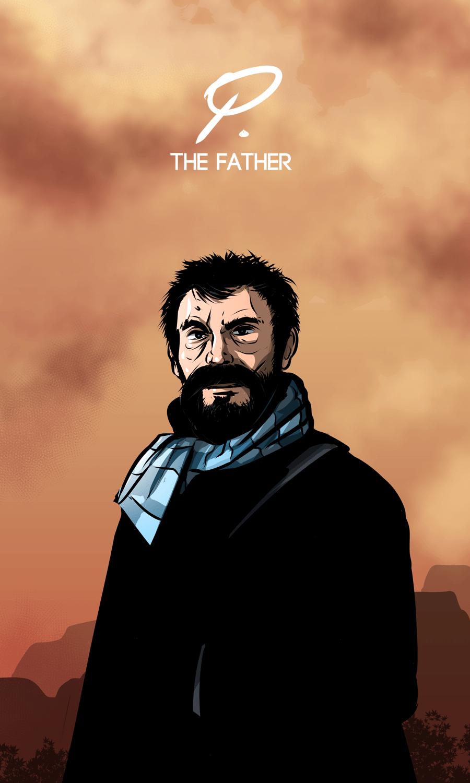 Arte - The Father - Os Quarenta Servidores de Tommie Kelly - Magia do Caos