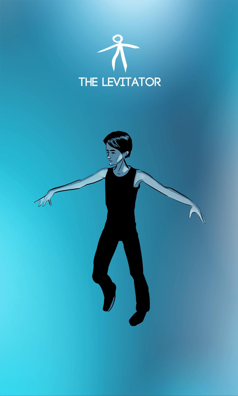 Arte - The Levitator - Os Quarenta Servidores de Tommie Kelly - Magia do Caos