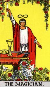 Carta de Tarot – O Mago – The Magician