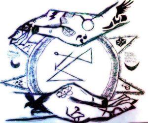 Arte - Aristeia - Servidor Servo Público - Magia do Caos' alt='Arte - Aristeia - Servidor Servo Público - Magia do Caos