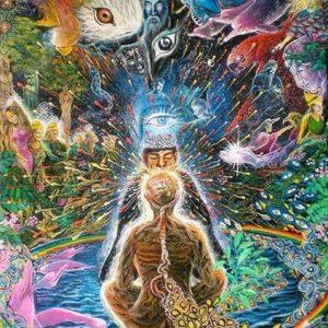 Aiahuasca Expansão da Consciencia
