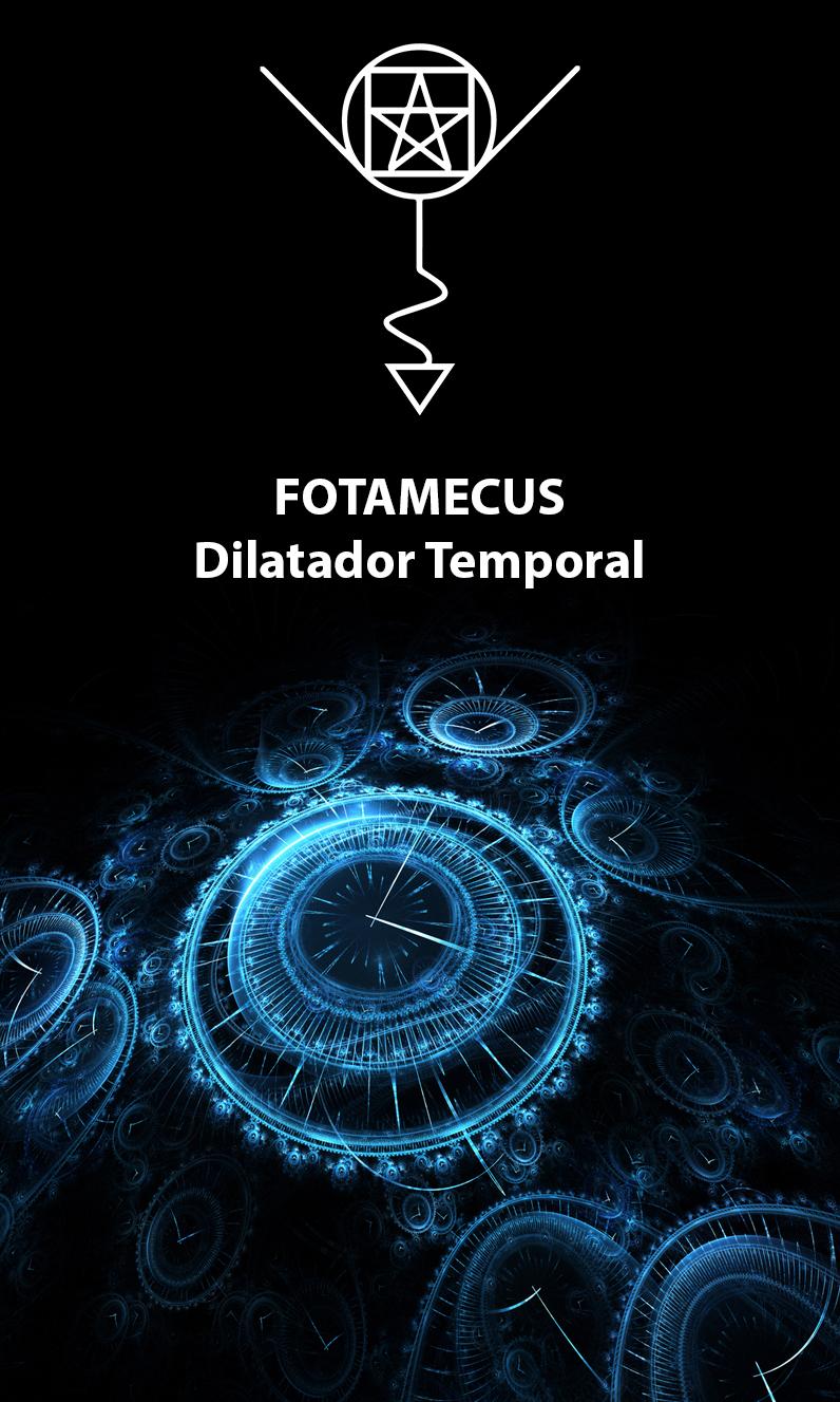 Arte - Fotamecus - Magia do Caos