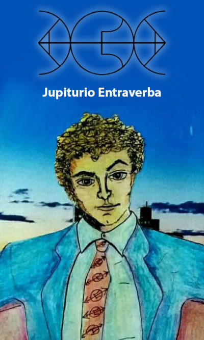 Arte - Jupiturio Entraverba - Magia do Caos
