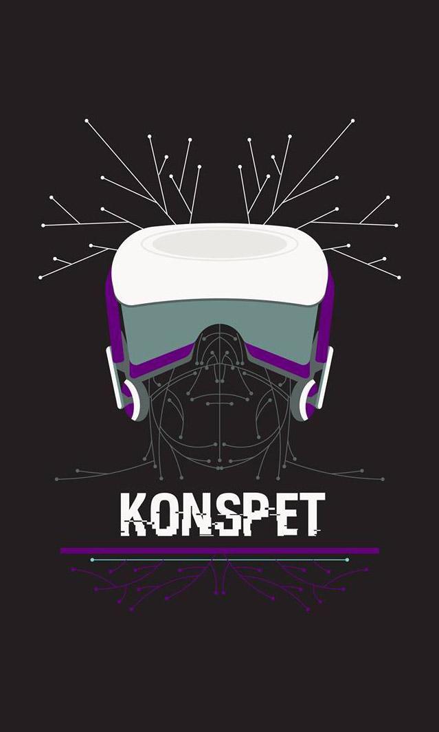 Arte - Konspet - Magia do Caos