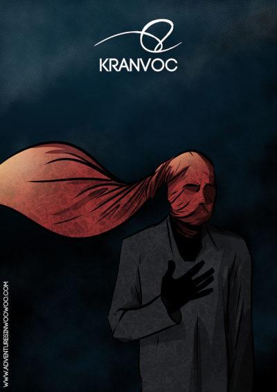 Arte - Kranvoc - Servidor Servo Público - Magia do Caos