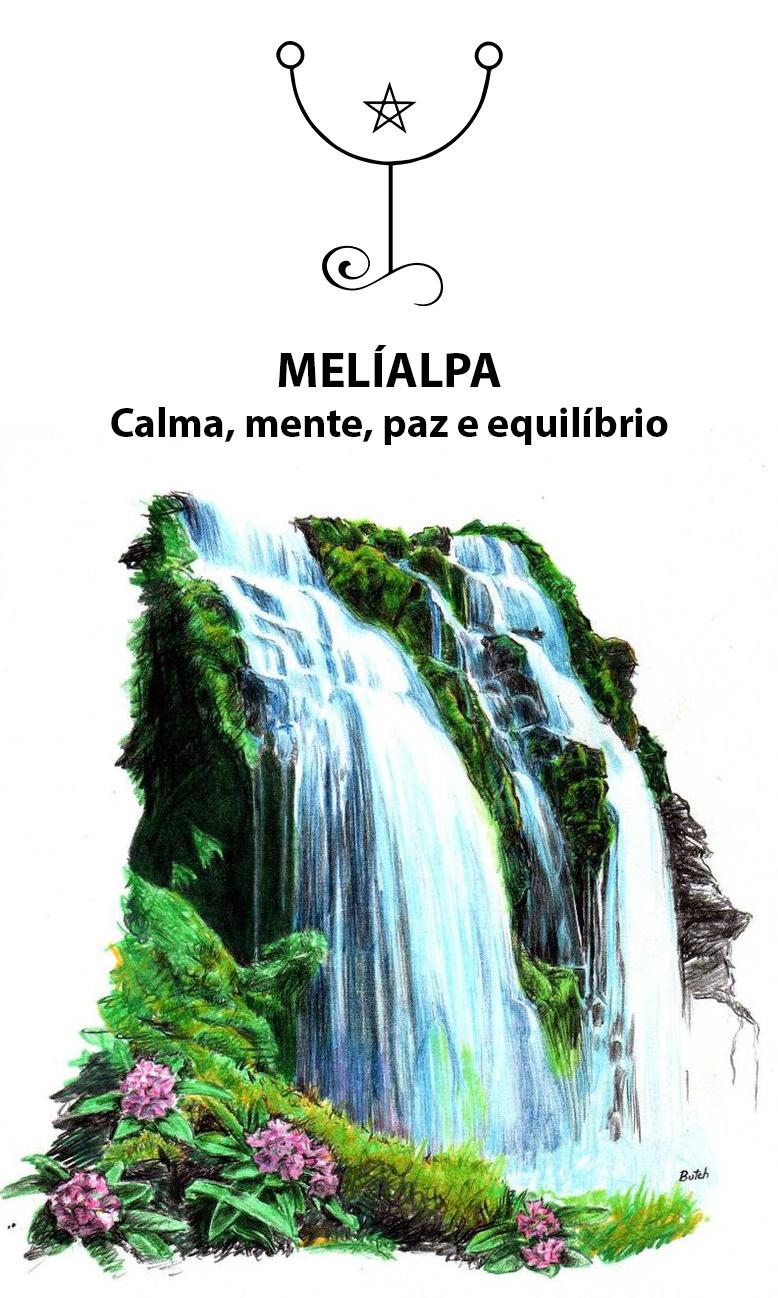 Arte - Melíalpa - Magia do Caos