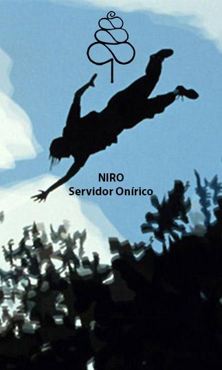 Arte - Niro - Servidor Servo Público - Magia do Caos