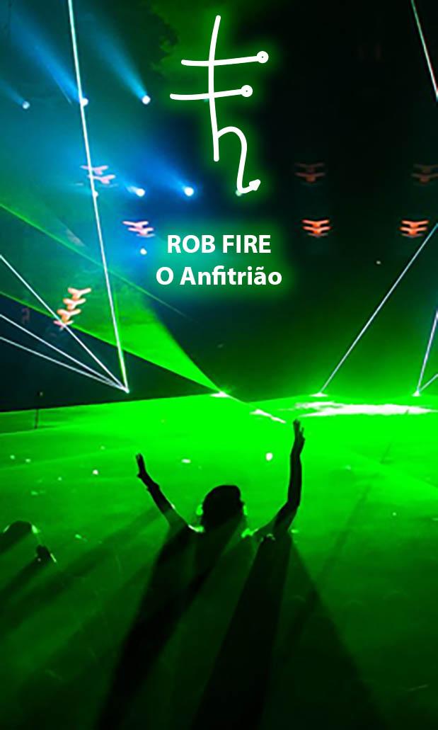 Arte - Rob Fire - Magia do Caos