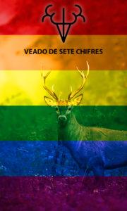 Veado de Sete Chifres – Protetor LGBT – Servo Público