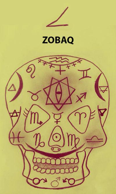 Arte - Zobaq - Magia do Caos