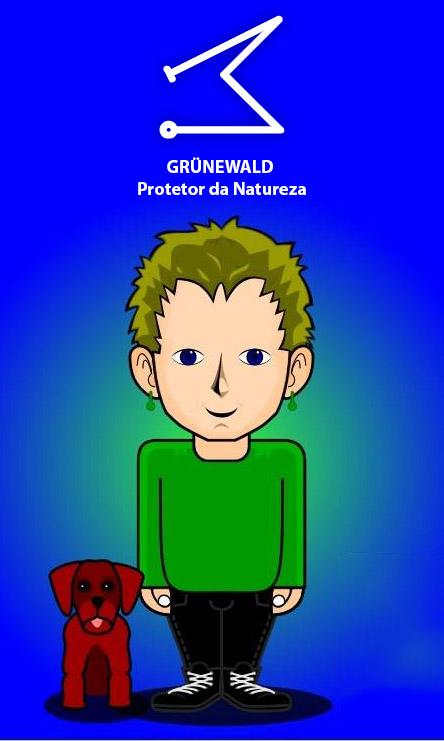Arte - Grünewald - Magia do Caos
