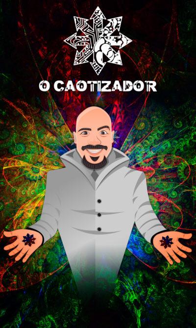 Arte - O Caotizador - Magia do Caos