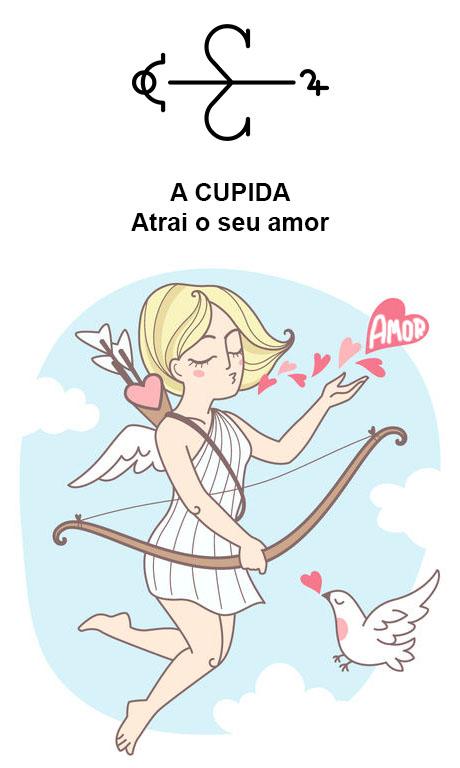 Arte - A Cupida - Magia do Caos