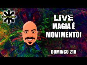 Live – Magia é Movimento!