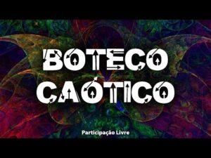 Live Boteco Caótico