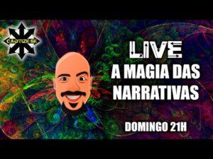 Live – A Magia das Narrativas