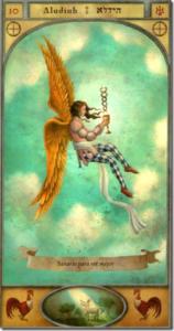 10 – Aladiah – Querubim – Anjo