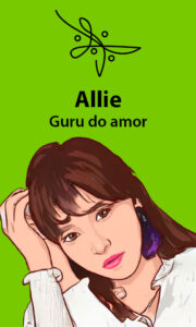 Allie – Guru do Amor – Servo Astral