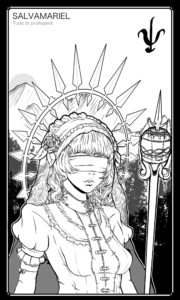 Arte - Salvamariel - Magia do Caos' alt='Arte - Salvamariel - Magia do Caos