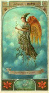 07 – Achaiah – Serafim – Anjo