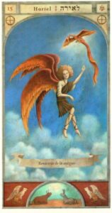 15 – Hariel – Querubim – Anjo