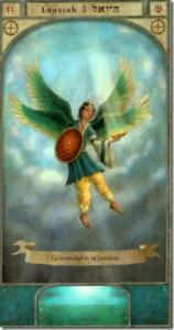 17 – Lauviah – Trono – Anjo