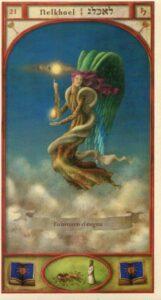 21 – Nelchael – Trono – Anjo