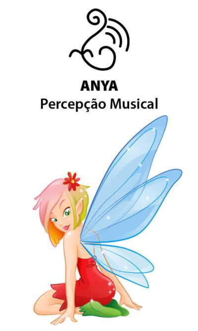 Arte - Anya - Servidor Servo Público - Magia do Caos