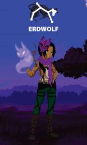 Erdwolf – Xamã de Poder – Servo Público