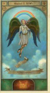 09 – Haziel – Querubim – Anjo