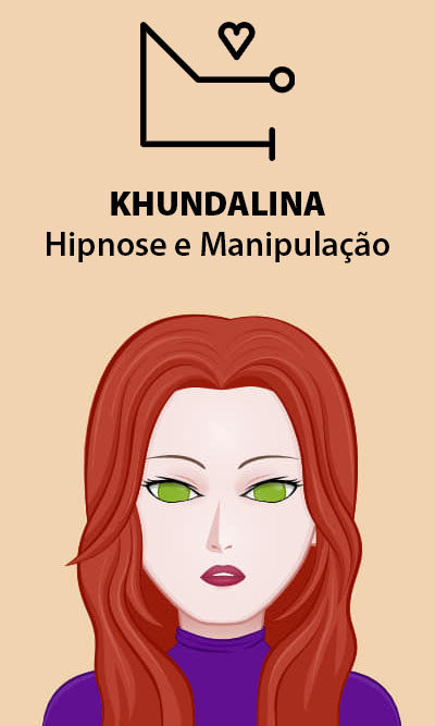 Arte - Khundalina - Magia do Caos