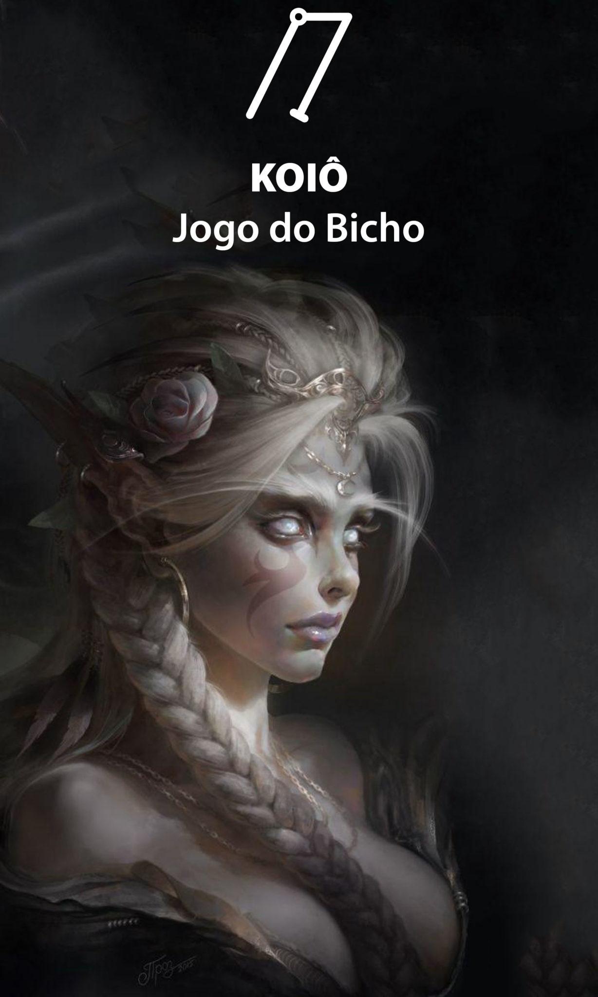 Arte - Koyô - Magia do Caos