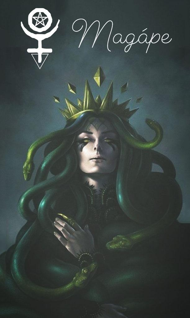 Arte - Magápe - Magia do Caos