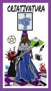 Arte - Criativatura - Servidor Servo Público - Magia do Caos' alt='Arte - Criativatura - Servidor Servo Público - Magia do Caos
