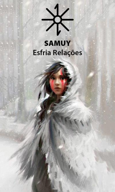 Arte - Samuy - Magia do Caos