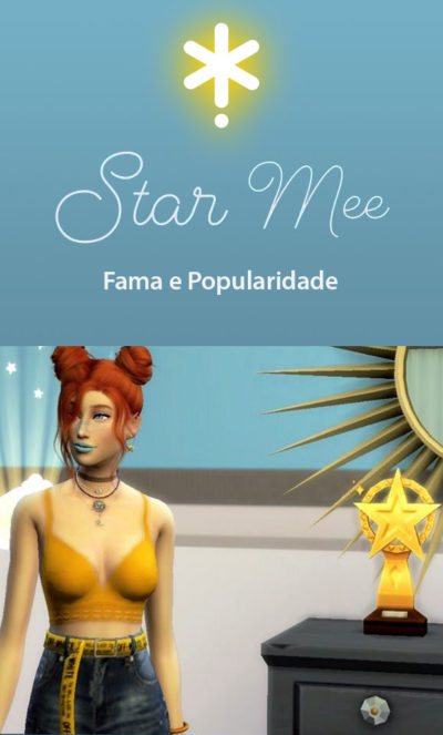Arte - Star Mee - Magia do Caos