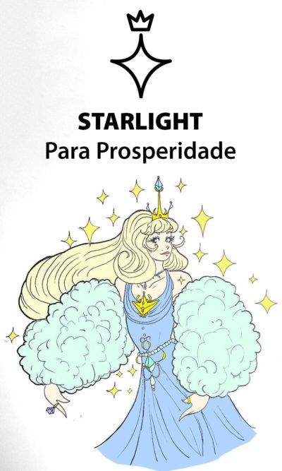 Arte - Starlight - Magia do Caos
