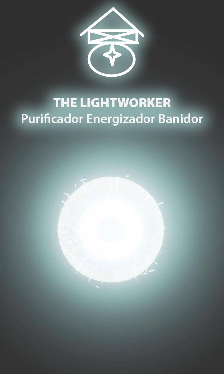 Arte - The Lightworker - Magia do Caos