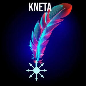 Arte - Kneta - Magia do Caos' alt='Arte - Kneta - Magia do Caos