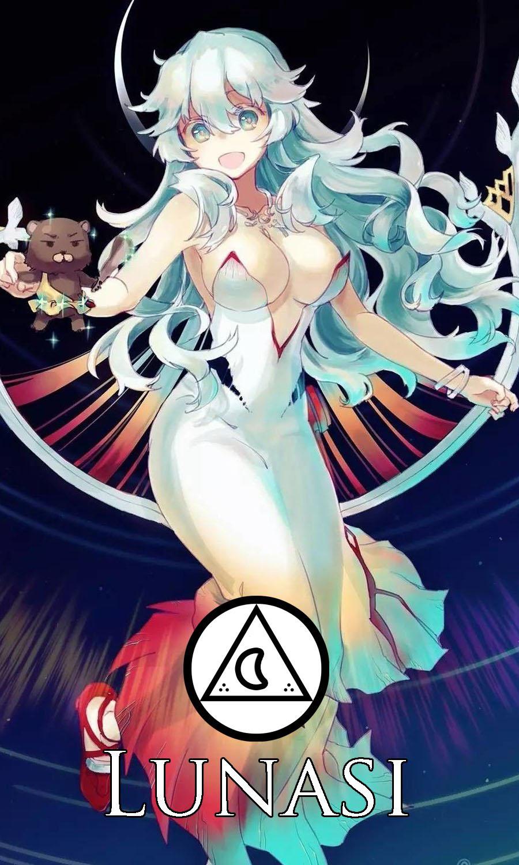 Arte - Lunasi - Magia do Caos