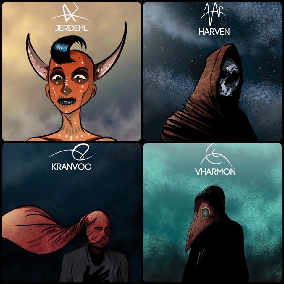 Como fazer Magia com Os Quatro Diabos
