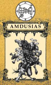 Daemon Amdusias – 67º Espírito da Goétia
