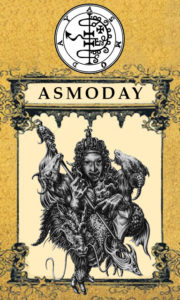 Daemon Asmoday – 32 Espírito da Goétia