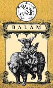 Daemon Balam – 51º Espírito da Goétia