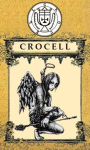 Daemon Crocell – 49º Espírito da Goétia