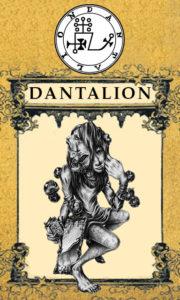 Daemon Dantalion – 71º Espírito da Goétia