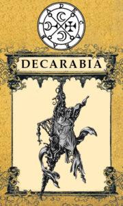 Daemon Decarabia – 69º Espírito da Goétia