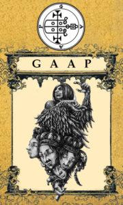 Daemon Gaap – 33º Espírito da Goétia